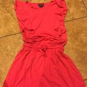 Ralph Lauren Ruffled Dress